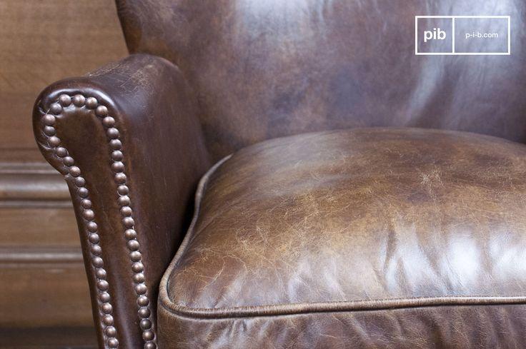 Professor Turner Sessel Sessel, Ledersessel und Vintage