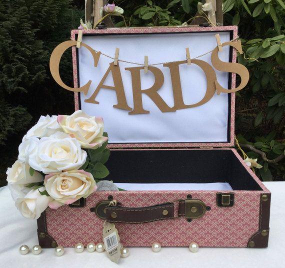 Wedding Card HolderRustic Wedding Card Holder by Cobhambunting
