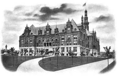 St. Louis City Hall, 1904