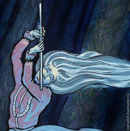 Символизм ручной работы. Ночная флейта.  настроение, линёры