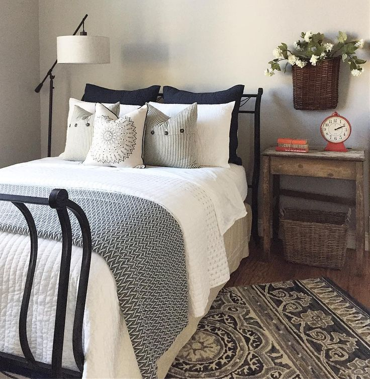 Small Bedroom Design Blue: 25+ Best Ideas About Spare Room On Pinterest