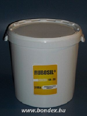 Rubosil SR-20 önthető szilikon 5kg kiszerelés