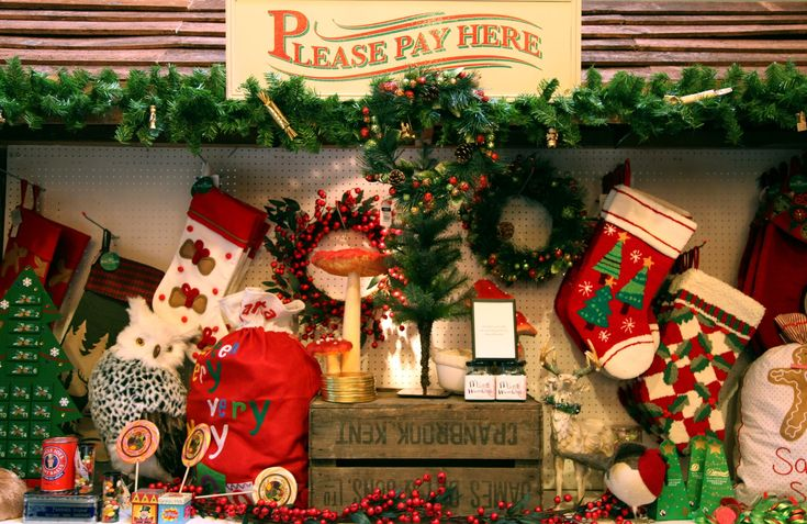 The best Christmas shops in London  London christmas
