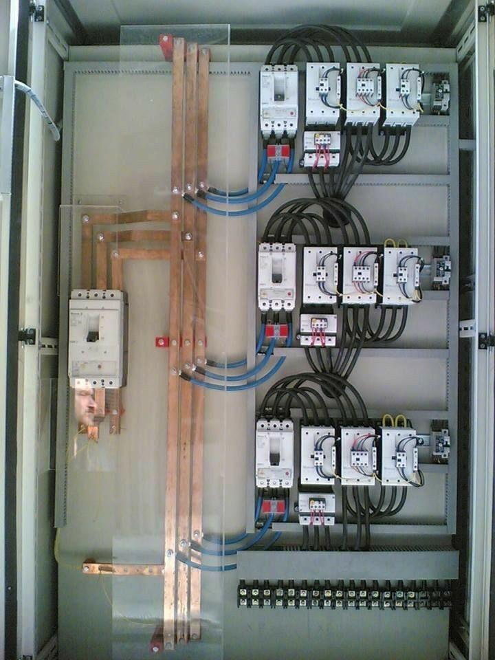 Quadro De Energia Electrical Wiring Home Electrical Wiring Electrical Projects