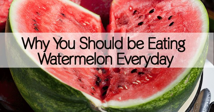There has been a lot of research recently regarding the benefits of eating watermelon.  Watermelon can lessen the risk of obesity and help to ward off diabetes and heart disease. It is also good for...
