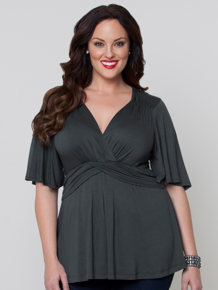 You are going to love our Lily Top! Fit all shapes and good for work or play.