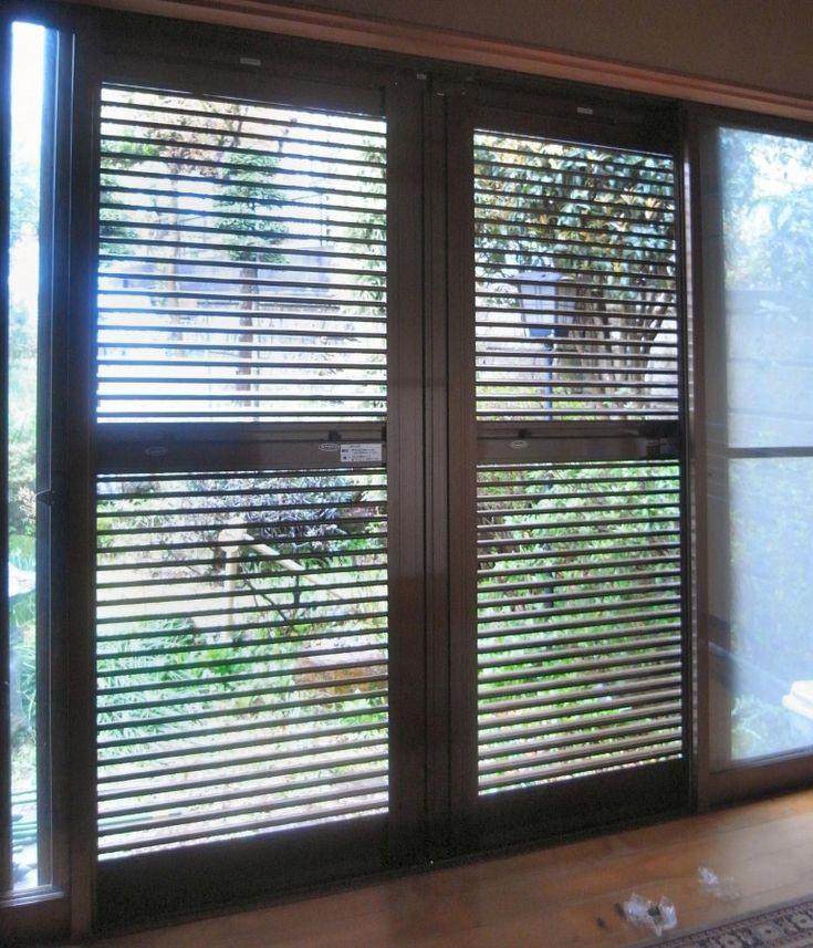 エコ雨戸は 窓の日よけ 風通し対策できる通風雨戸 窓ガラス サッシ専門店 窓工房 窓の日よけ 雨戸 サッシ