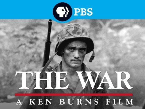 Friday Night at the Movies - The War: A Ken Burns Film