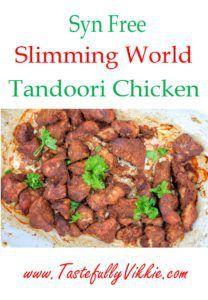 Slimming World Syn Free Tandoor Chicken