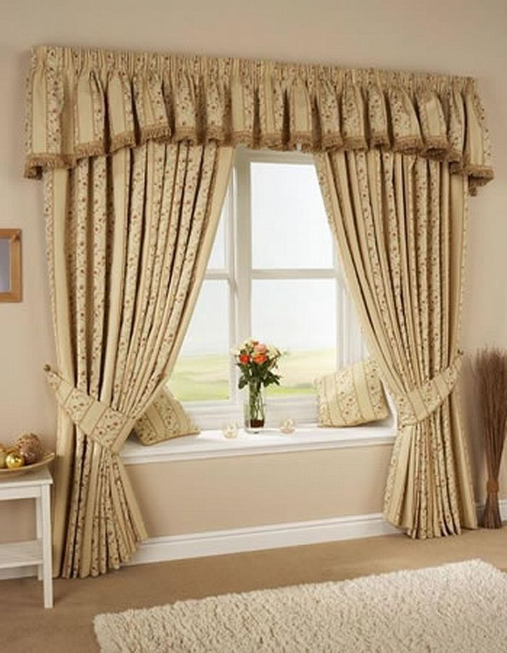 25 best Gardinen images on Pinterest Sheer curtains, Tips and Blinds - gardinen wohnzimmer braun