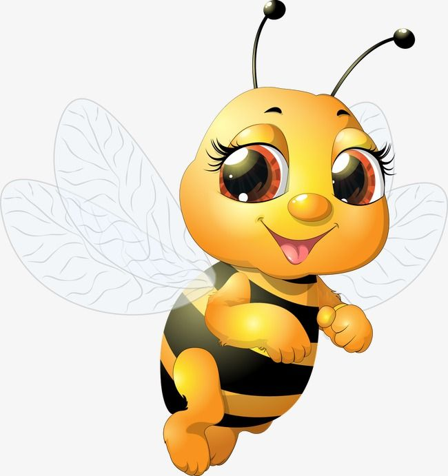 Cartoon Bee Bee Clipart Bee Png Transparent Clipart Image And Psd File For Free Download Cartoon Bee Bee Pictures Bumble Bee Cartoon