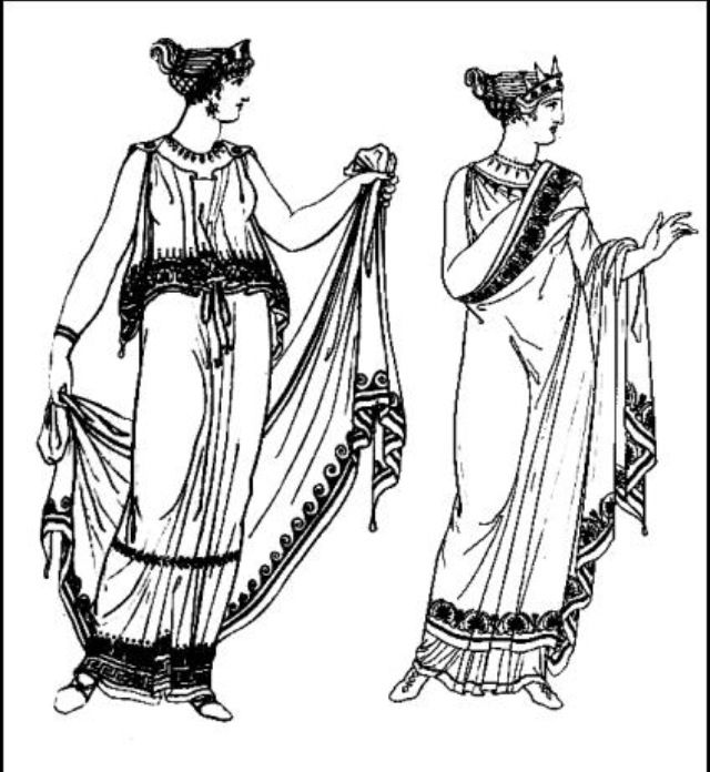 86 Best Ancient Greece Rome Style Images On Pinterest: 61 Best Images About Greek And Minoan Costume On Pinterest