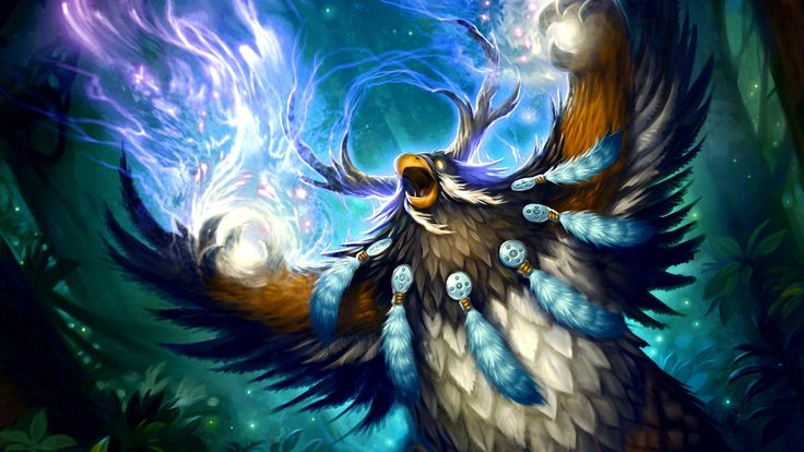 #World of Warcraft #Druid