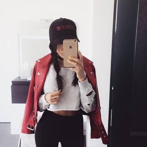 Pinterest: Y a s m i n  L i n t n e r | leather