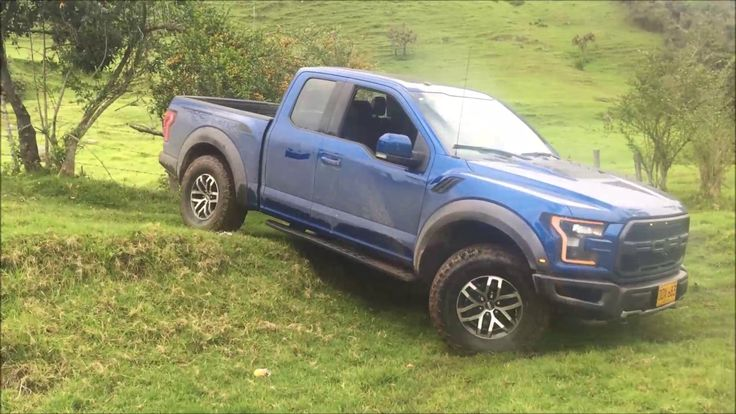 Ford Raptor 2017 Full off-road  I  Naves 4x4