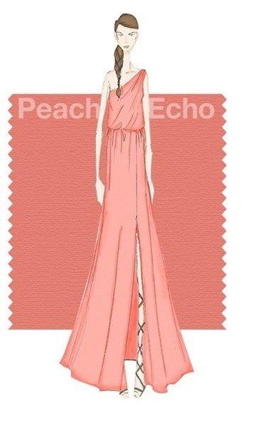 SS16 Peach Echo