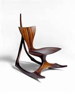Jack Rogers Hopkins   Rocking Chair