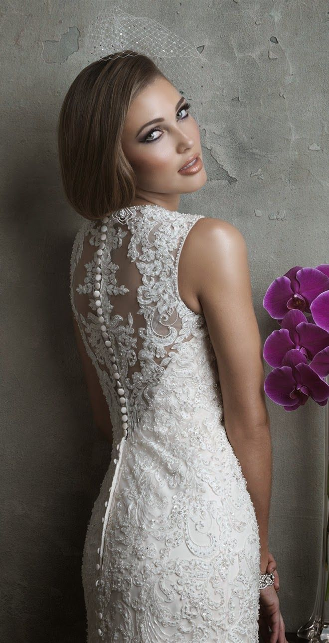 Allure Couture Fall 2014 Bridal Collection | bellethemagazine.com