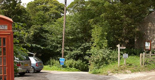 Upper Booth Farm & Campsite - Edale, Hope Valley, Derbyshire - 01433 670250