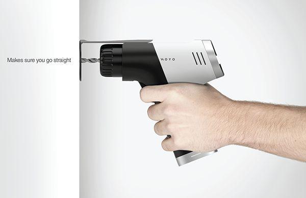 Design of Hoyo Drill: a Prospective Powertool