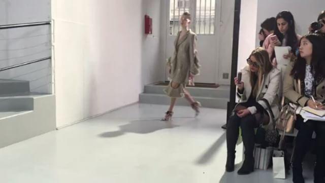 Salah satu show yang menjadi pembicaraan di Paris Fashion Week ini adalah @annesofiemadsenstudio. Peraih LVMH Prize ini menampilkan koleksi busana berdetail ruffle puffy sleeve hingga jaket dalam gaya individual.  by @adisurantha #pfw #Fall/Winter2017 #BazaarIndonesia  via HARPER'S BAZAAR INDONESIA MAGAZINE OFFICIAL INSTAGRAM - Fashion Campaigns  Haute Couture  Advertising  Editorial Photography  Magazine Cover Designs  Supermodels  Runway Models