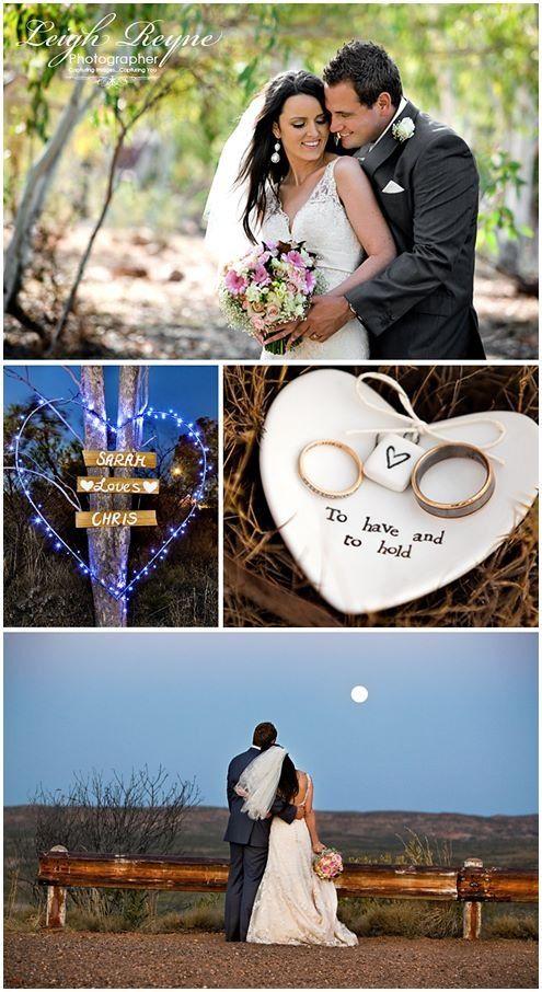 Outback Wedding - Mt Isa! © Leigh Reyne Photographer