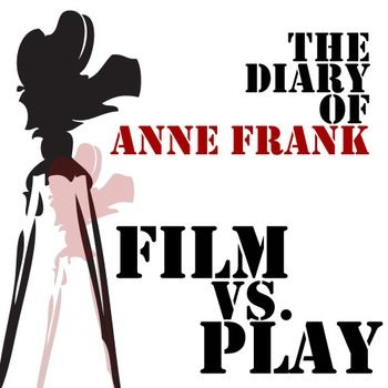 anne frank the play vs anne Anne frank socratic seminar directions: while the diary of anne frank is one of the most commonly taught books do you think peter would have benefitted from keeping a diary the way anne did how do you think the play and movie would be different if they were based on a diary written by.