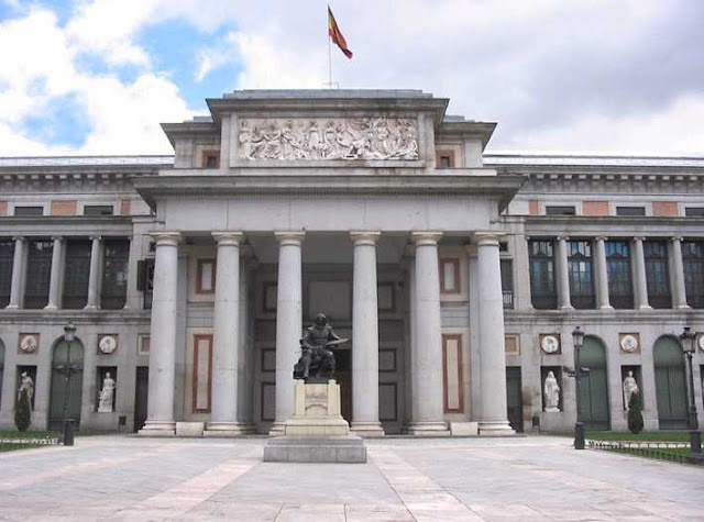 Madrid spain museo nacional del prado favorite places for Calle del prado 9 madrid espana