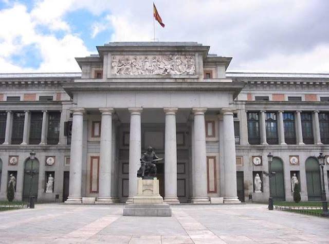 Madrid spain museo nacional del prado favorite places for Calle del prado 9 madrid espana