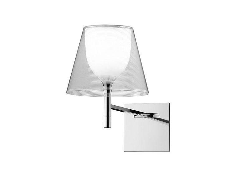 Applique à bras fixe KTRIBE W by FLOS   design Philippe Starck