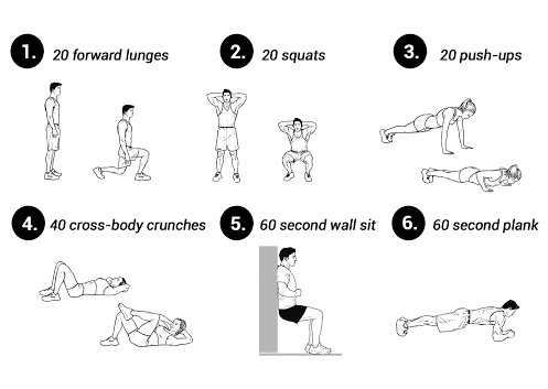 15 best images about exercise    on pinterest