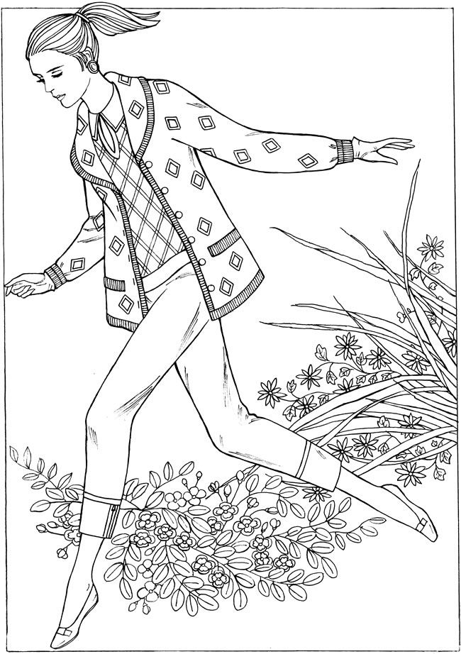"""Welcome to Dover Publications   free sample   Join fb grown-up coloring group: """"I Like to Color! How 'Bout You?"""" https://m.facebook.com/groups/1639475759652439/?ref=ts&fref=ts"""