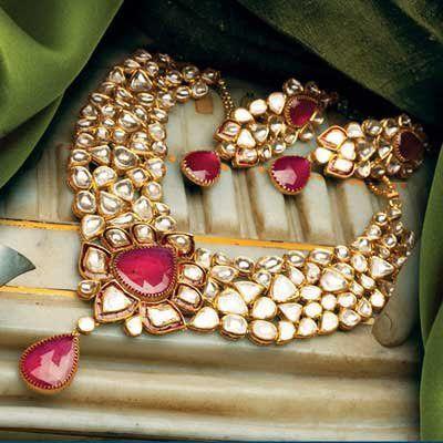 Real Kundan Jewellery | Kundan Jewellery Collection