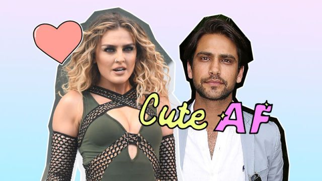 Luke Pasqualino was a fan of Little Mix way before those Perrie Edwards dating…