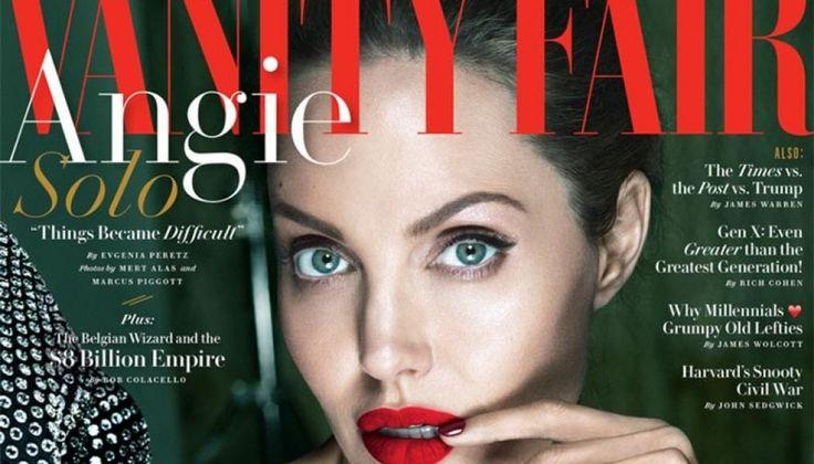 Qué le pasa a Angelina Jolie