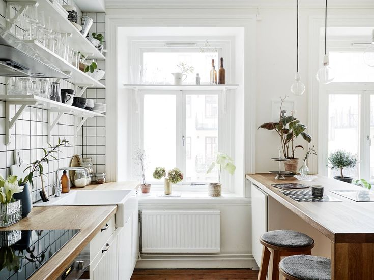 SMALL Swedish APARTMENT WITH BIG STYLE | COCOCOZY