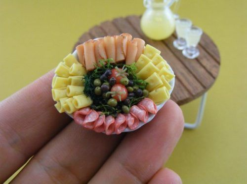mini food art 3 What is this, food for ANTS?! (38 Photos)