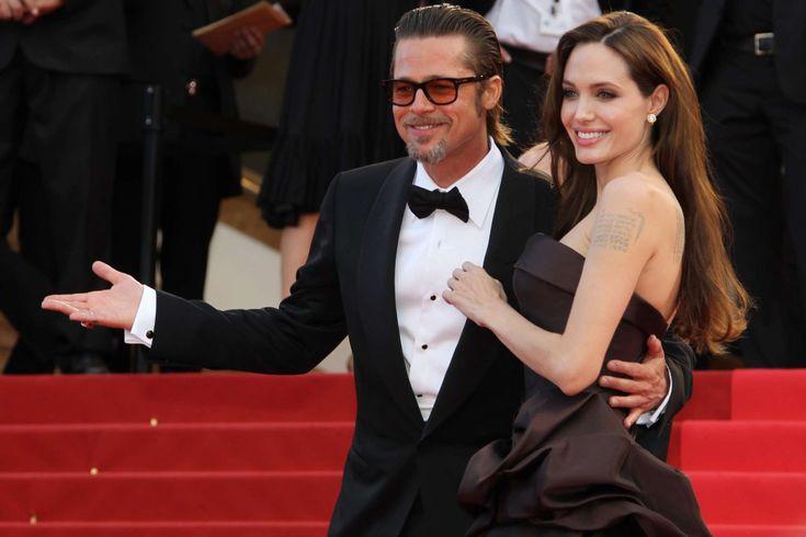 Brad Pitt And Angelina Jolie Have Put 'Their Egos Aside' For The Children In Messy Divorce #AngelinaJolie, #BradPitt celebrityinsider.org #Hollywood #celebrityinsider #celebrities #celebrity #celebritynews