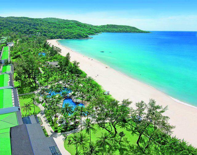 LOVE!!! Katathani Beach Resort Phuket, Thailand