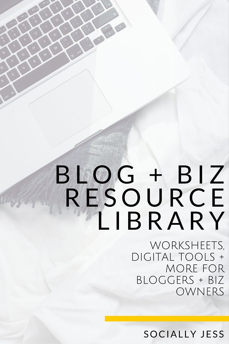 Bloggers and business owners, learn how to make your blog or business success online with social media and content marketing. Get free access to this resource library full of helpful worksheets and checklists, links to the best social media and blogging tools, and much more. Click through to get the goods!