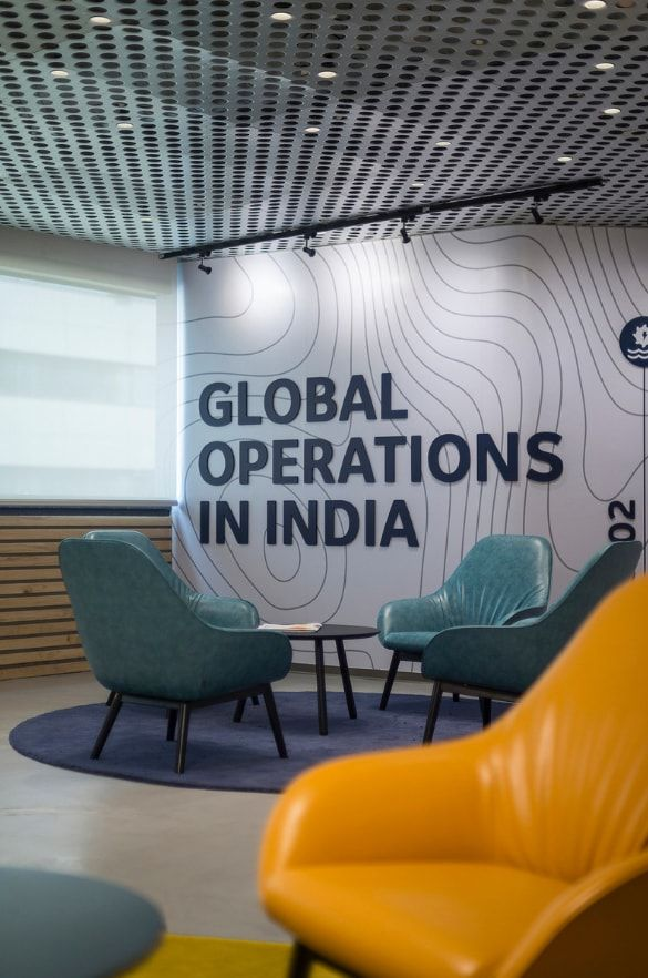 GE Global Operations –Chennai- RC Architecture - The Architects Diary