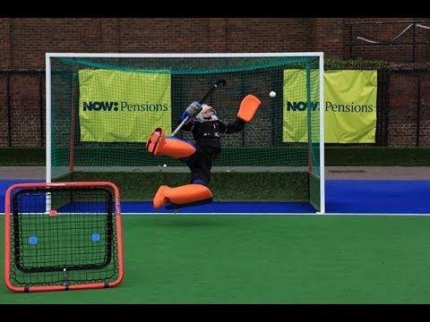 "Maddie Hinch & Crazy Catch - Hockey ""Not Giving In"" video #RHWC2014"