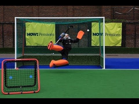 "Maddie Hinch & Crazy Catch - Hockey ""Not Giving In"" video #RHWC2014"