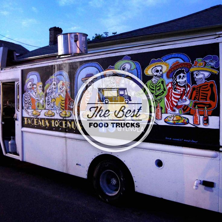 These are the 21 best food trucks in America  http://www.thrillist.com/eat/nation/21-best-food-trucks-in-america-of-2014-thrillist-nation
