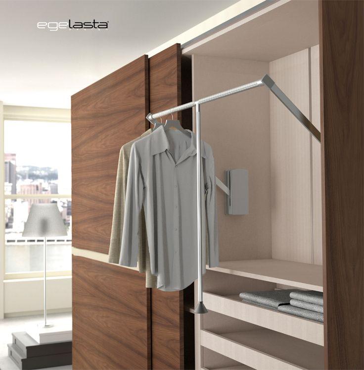Egelasta open onda 211 mueble moderno armario - Mueble puertas correderas ...