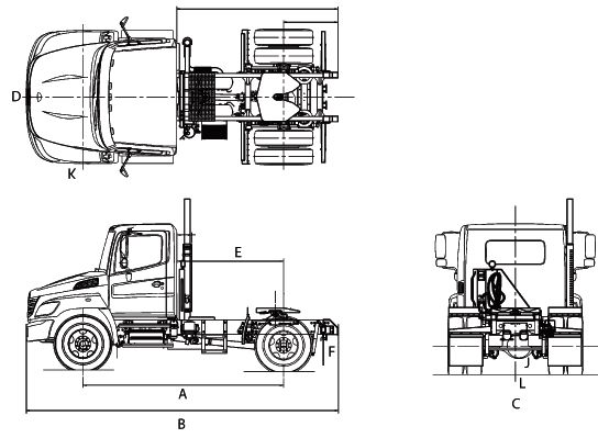 ford model aa truck diagrams
