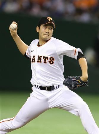 Tomoyuki Sugano (Yomiuri Giants)