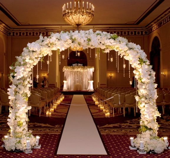Square Wedding Arch Decoration Ideas: 125 Best Images About Wedding Ideas On Pinterest