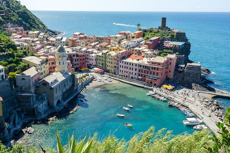 Messenger Travel - Five Fantastic Alternatives to Cinque Terre