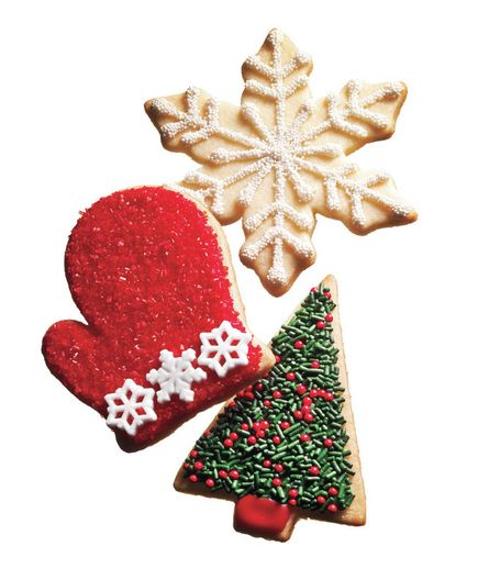 7 Christmas And Holiday Cookie Decorating Ideas